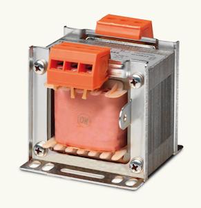 Einphasen Schutz- und Isolationstransformatoren IP00
