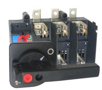 Sicherungs-Lasttrennschalter LAF (NH)