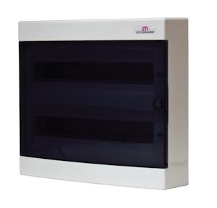 wandmontierte Kunststofftafeln IP40