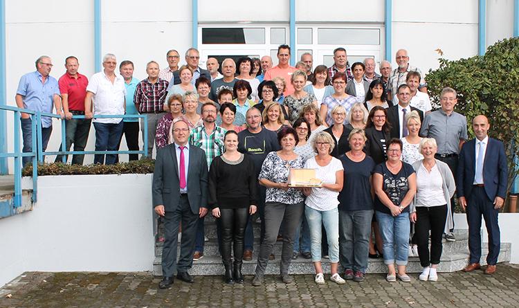 Mitarbeiter von ETI